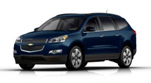 Chevrolet Traverse image 7_25_2013