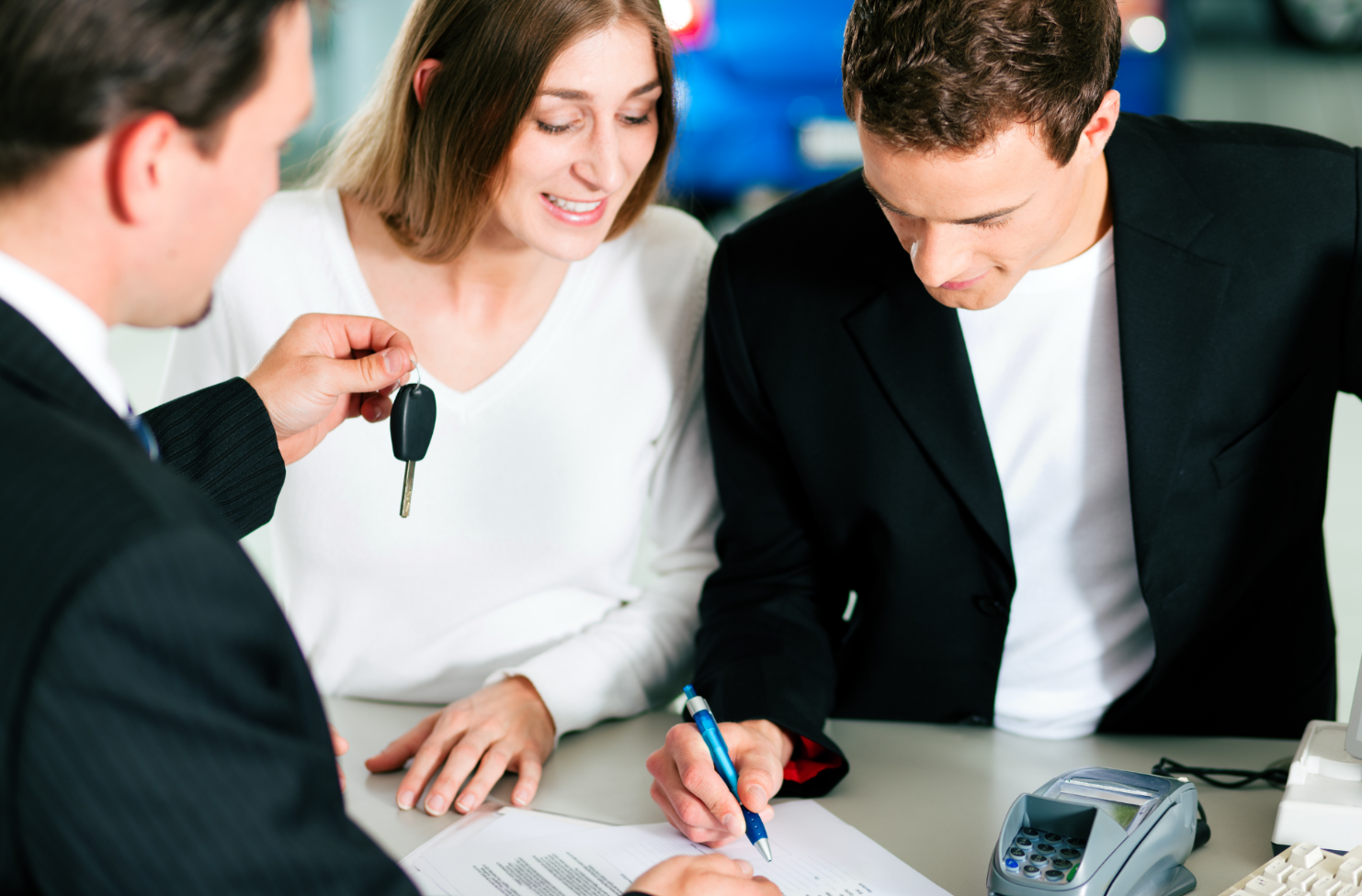 Search for a Car Dealer in Mill Creek Who Can Help You